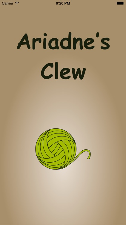 Ariadne's Clew