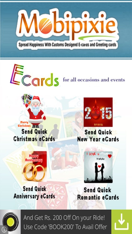 eCards for all Occasions and Events