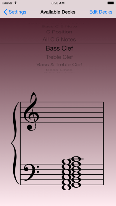 Music Flash Class review screenshots