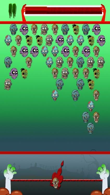 Zombie Shooter - Stop The Bubble War! screenshot-4