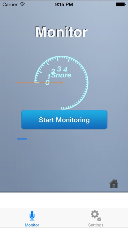 SnoreMonitor screenshot-3