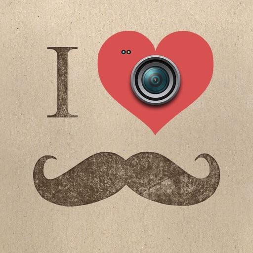 StacheTastic! Art of The Mustache Beard Photo Sticker Pic Booth FREE