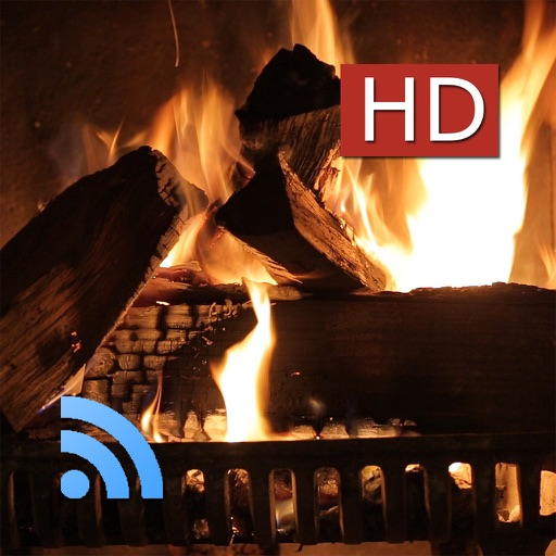 Fireplace for Chromecast