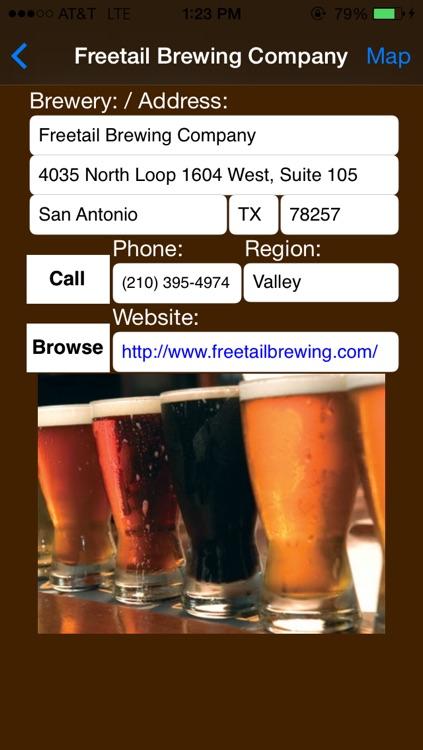 Texas Brewery Beer Finder screenshot-3