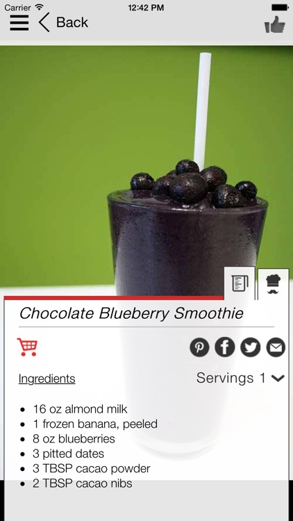 200+ Smoothies - Healthy Recipes screenshot-3
