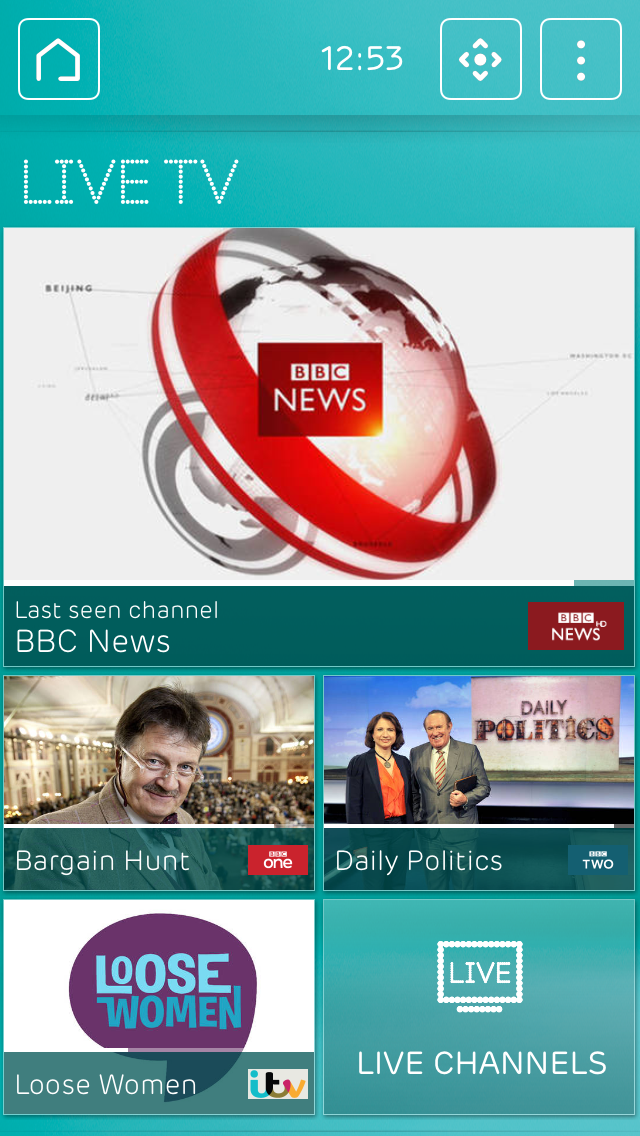 EE TV screenshot one
