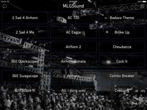 MLGSound - The Best Illuminati MLG Soundboard & Sounds by Revolution