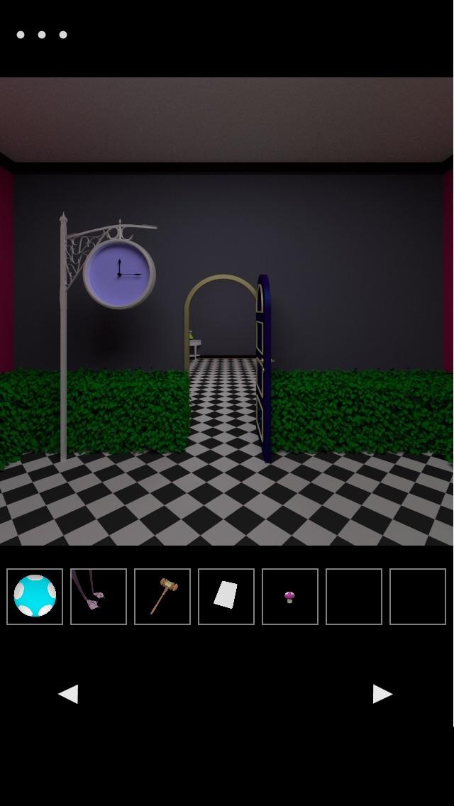 脱出ゲーム Wonderland紹介画像2