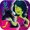 Woods Witch Dress-Up Salon - Monster Fashion Dressing Make-Over (Free Maker Game for Girls)