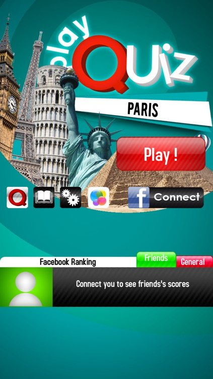 PlayQuiz™ Cities and Countries screenshot-0