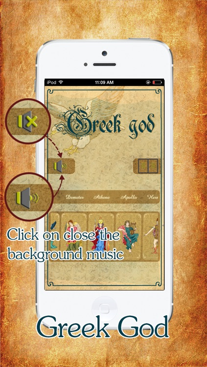 Greek gods & goddesses: names & mythology screenshot-4
