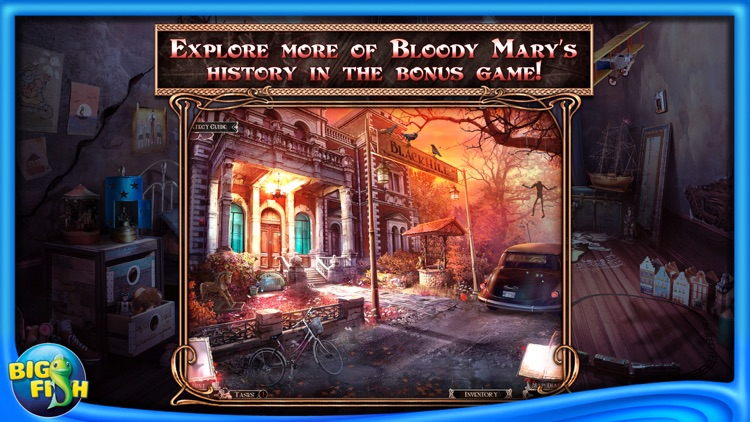 Grim Tales: Bloody Mary - A Scary Hidden Object Game screenshot-3