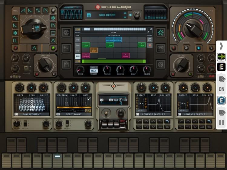 Cyclop iPad Edition screenshot-3