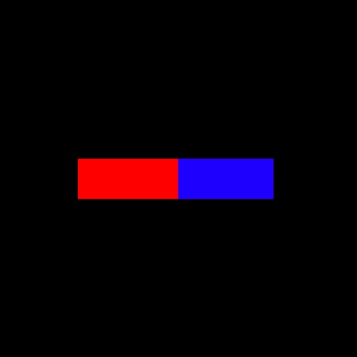 Flashing Lights - Blue and Red