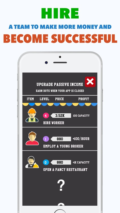"""Billionaire Tycoon - """"Make it Rain"""" Edition for adventures Capitalists and Bitcoin Fans"""