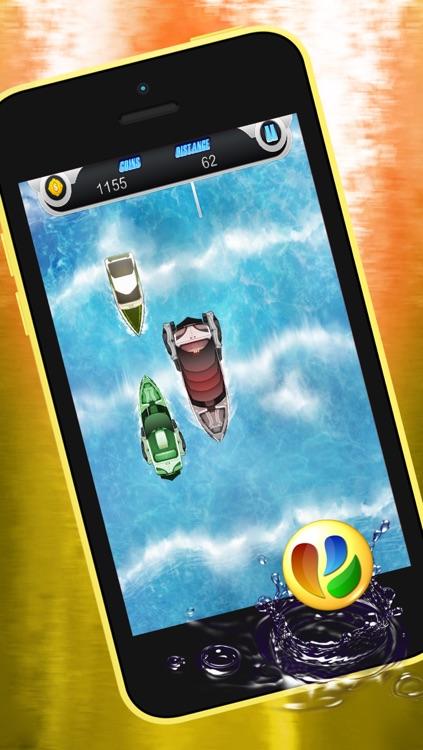 Fun Boat Chase Race – Action Racing Game screenshot-3