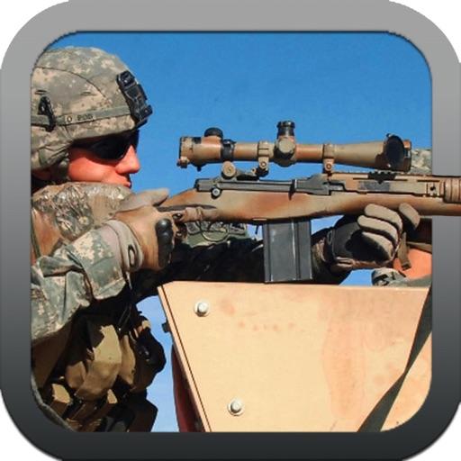 Battlefield Снайпер - Desert Герой войны бесплатно