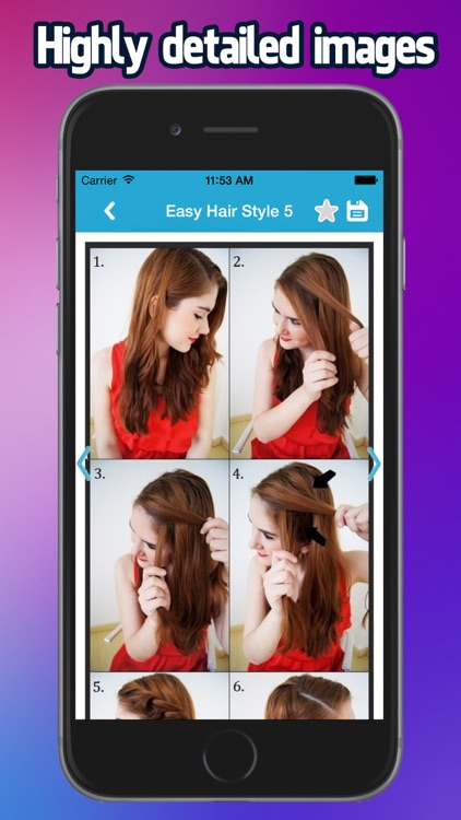 Hair Tutorials 2015 Step by Step screenshot-4