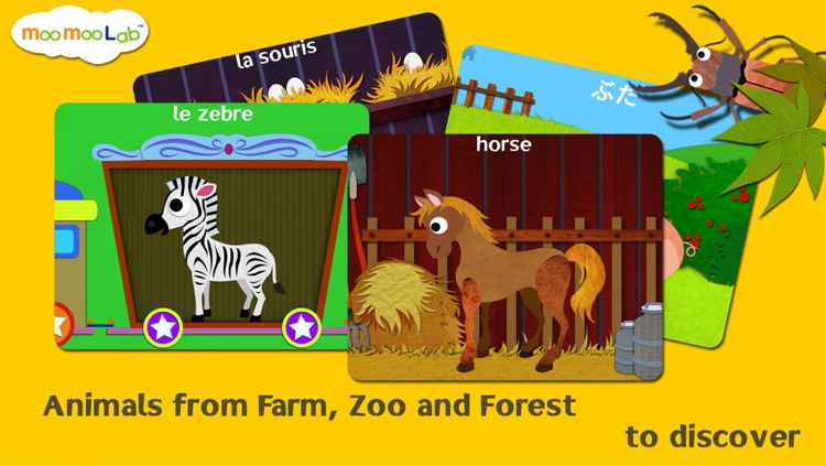 Animal World - Peekaboo Animals, Games and Activities for Baby, Toddler and Preschool Kids screenshot-0