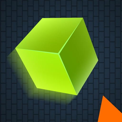 Альфа Площадь Перейти: Геометрия куб Побег Выполнить