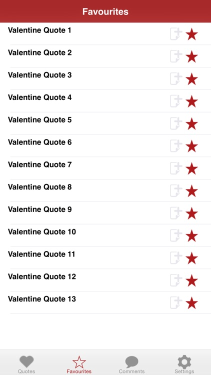 Valentines Day Quotes screenshot-3