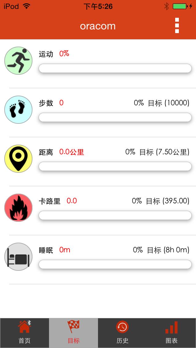Oracom screenshot four