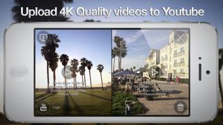 Ultrakam 4k. The Professional Camera App. Screenshots