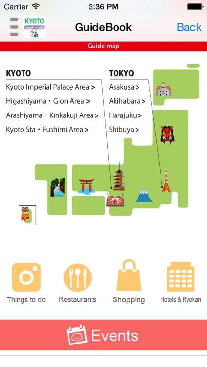 YUBISASHI KYOTO touch & talk