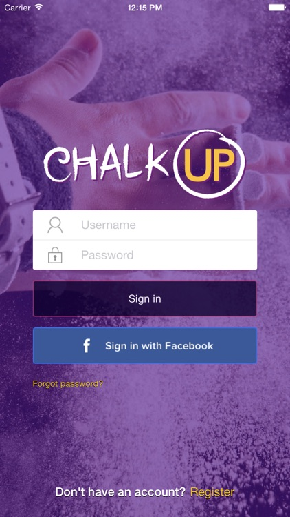ChalkUP screenshot-0