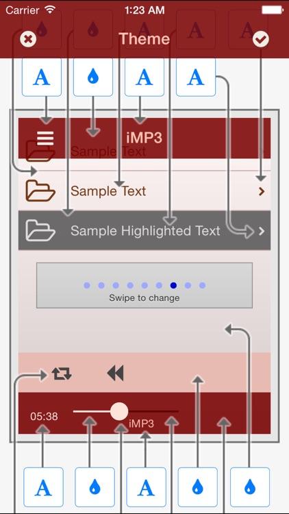 iMP3 screenshot-4