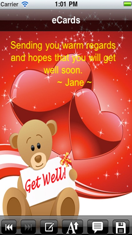 Get well cards with photo editor send get well soon greetings card get well cards with photo editor send get well soon greetings card and custom get m4hsunfo