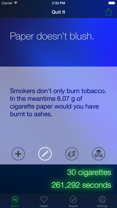 Quit Pro screenshot