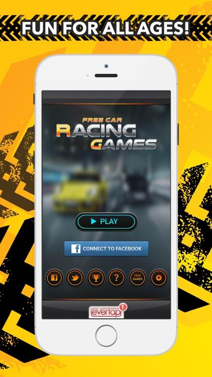 Free Car Racing Games screenshot-4