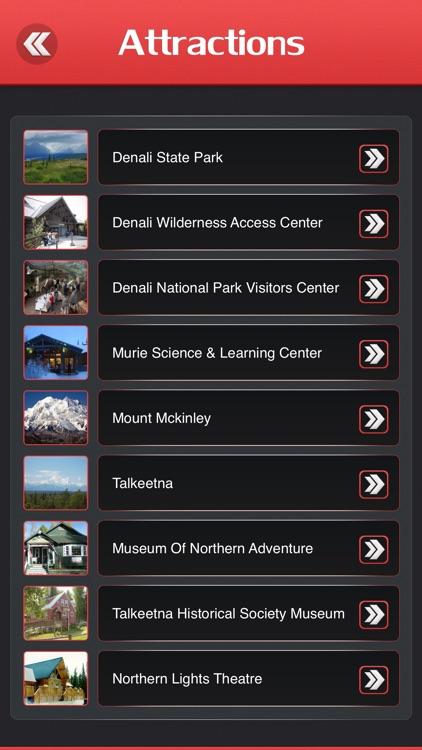 Denali National Park Tourism Guide