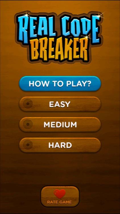 Real Code Breaker Mastermind screenshot-4