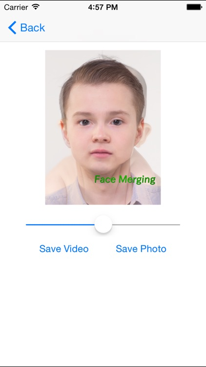 Face Merging
