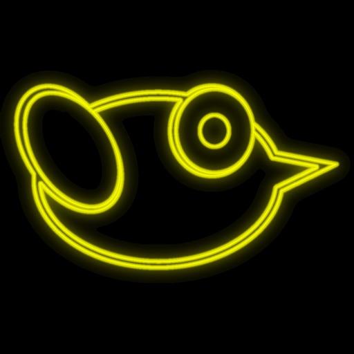 Neon Bird - Night Flight