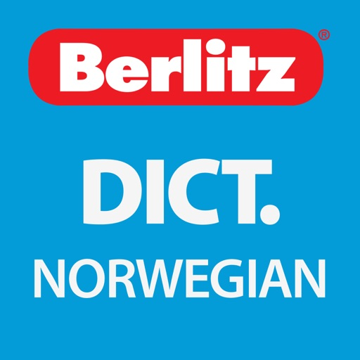 Norwegian - English Berlitz Essential Dictionary icon