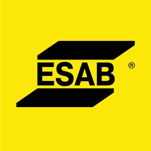 ESAB Welding Parameters Set-Up Guide iOS App