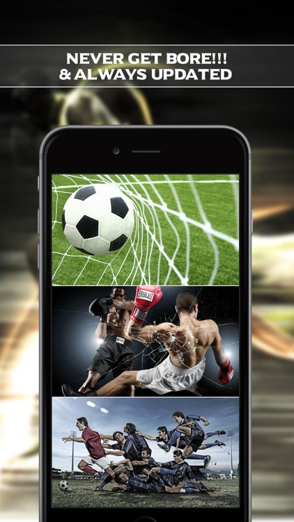 Russia Soccer 2018 - Countdown & Sports Wallpapers & Backgrounds screenshot-3