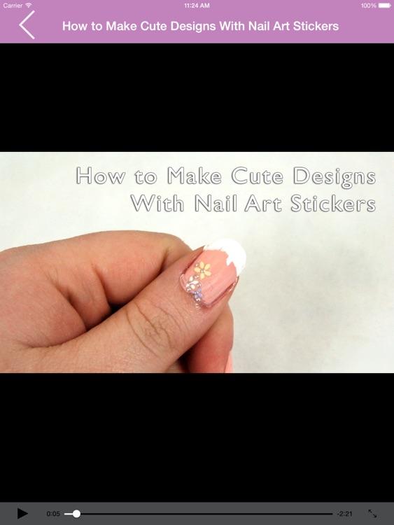 Nail Art for Beginners - iPad Version screenshot-3
