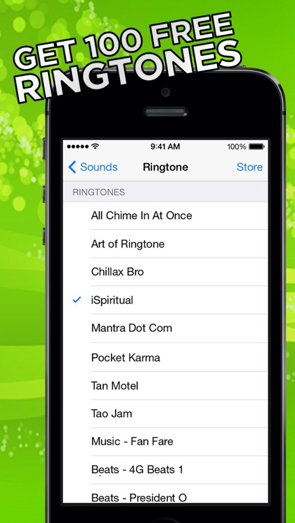 Free HD Ringtones - Music, Sound Effects, Funny alerts and caller ID tones