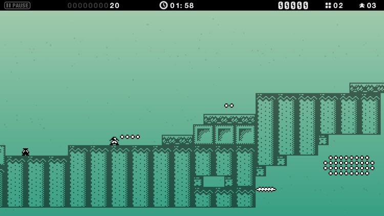 1-bit Ninja Lite screenshot-2