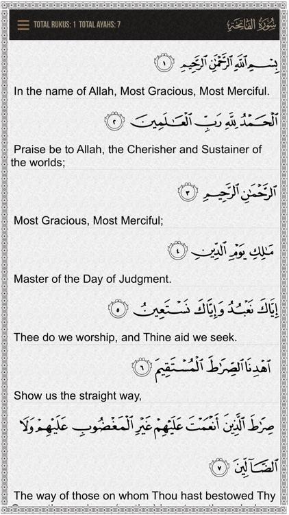 AlQuran English