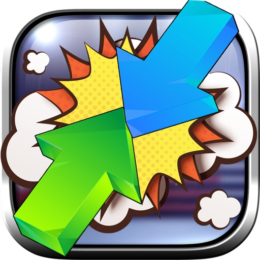 Super Swipe Battle: Real-Time Multiplayer icon