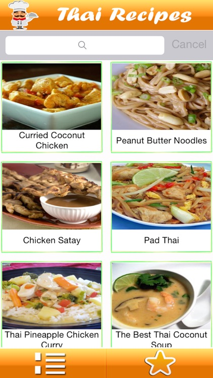 How To Cook Thai Food screenshot-0