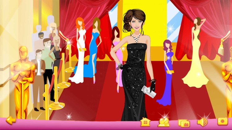 Dress Up - Red Carpet screenshot-3