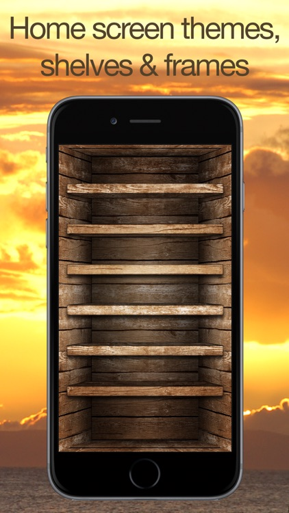 Pimp Your 6 & 6 Plus - HD Backgrounds, Lock Screens, Frames, Shelves, Wallpaper for iPhone