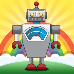 Robots: Videos, Games, Photos, Books & Interactive Activities for Kids by Playrific
