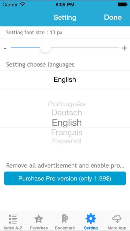 Medical Terminologies (Free) screenshot-3